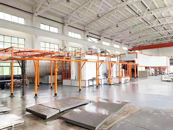 一文让你秒懂未来静电喷塑设备生产线新工艺技术突破口!