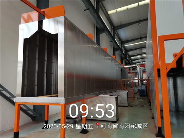 静电喷塑设备厂家用'可持续发展价值'为河南客户企业赋能!