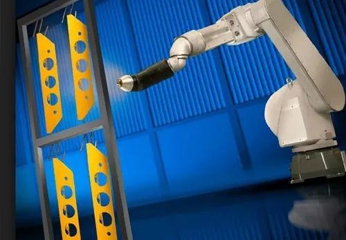 喷涂设备生产厂家:喷涂机器人的4大优点