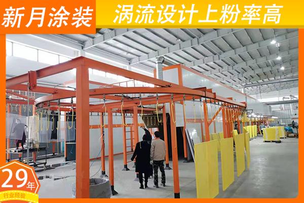 中国喷塑涂装设备传统制造业应该如何实现转型?