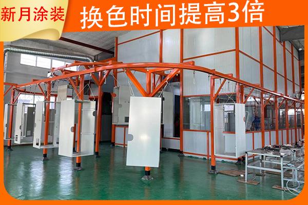 喷粉生产线设备