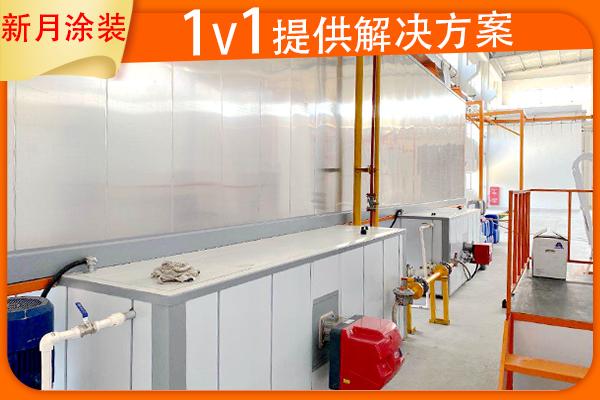 粉末喷涂生产线的固化炉