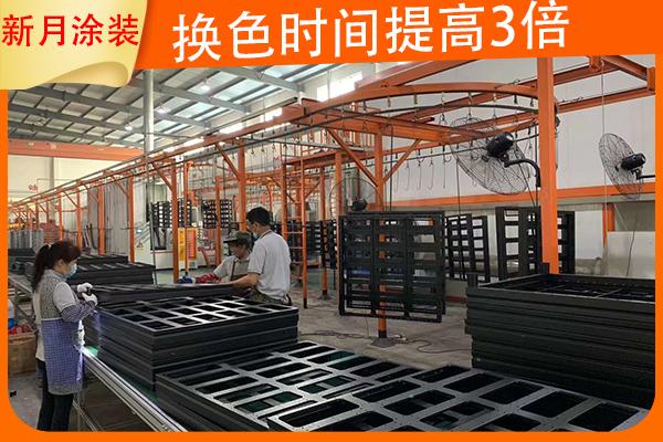 福建粉末静电喷涂设备厂家